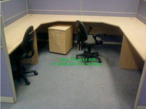 Thanh lý bàn ghế văn phòng cũ ở tphcm