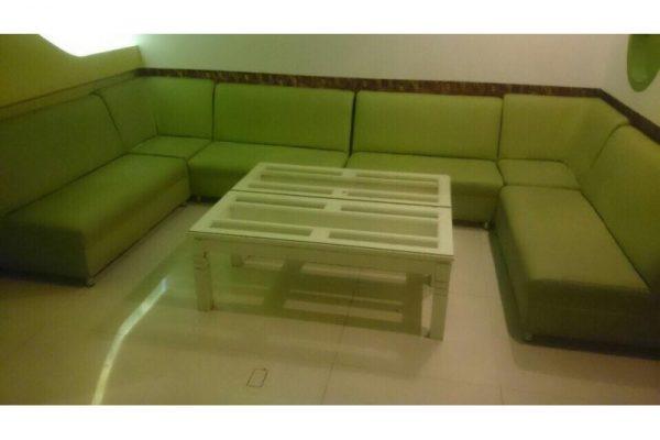 Thanh lý bộ sofa karaoke chữ U