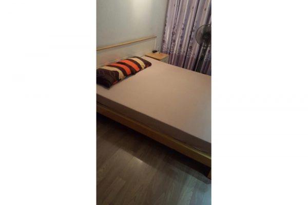 Thanh lý bộ giường kèm tủ đầu giường