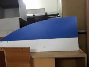 Thanh lý vách ngăn văn phòng 03