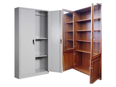 2 loại tủ văn phòng phổ biến hiện nay