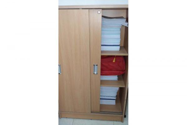 Bán tủ đựng hồ sơ cũ M54