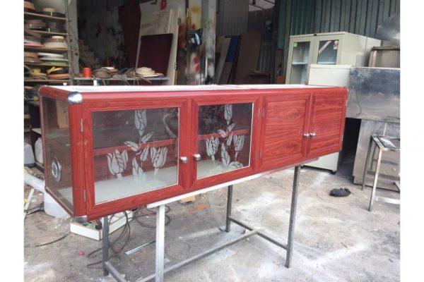 Thanh lý Tủ bếp treo 4 cánh cũ kiểu đẹp giá rẻ