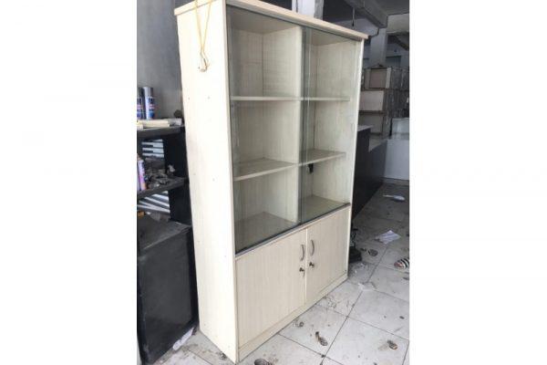 Thanh Tủ hồ sơ cửa kính lùa cũ cao cấp giá rẻ