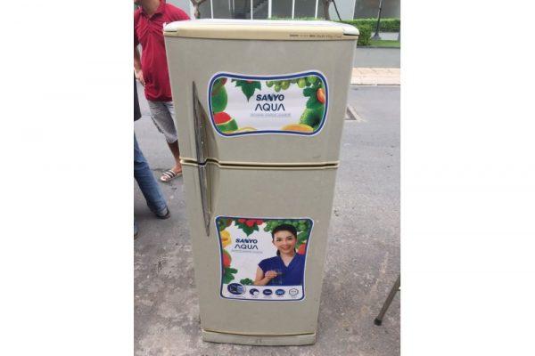 Thanh lý Tủ lạnh Sanyo 2 cánh hàng cũ giá rẻ