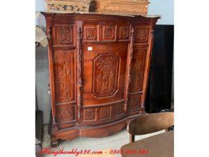 Thanh lý tủ thờ cũ TT01 giá cực rẻ