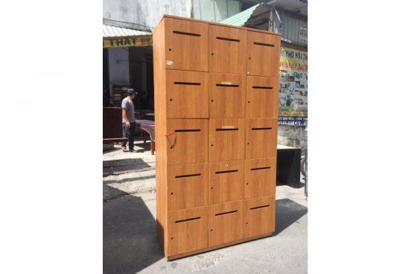 Thanh lý tủ locker 15 ngăn L03