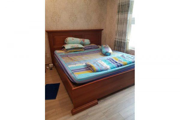 Thanh lý giường gỗ 1m8 Hoàng Anh Gia Lai cao cấp
