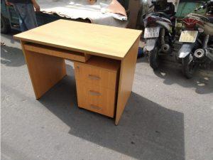 Combo bàn làm việc + Tủ cabinet cũ C33