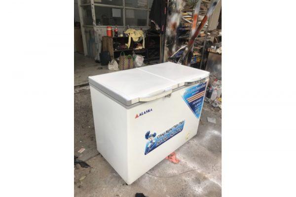 Thanh lý tủ đông alaska 350L giá rẻ