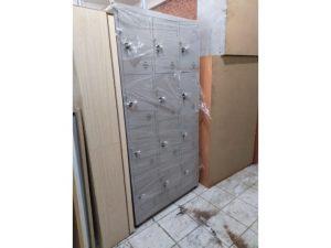Thanh lý tủ locker cũ 12 ngăn T16 giá rẻ