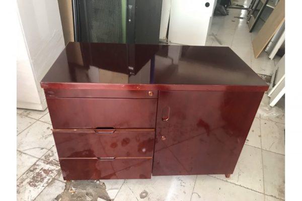 Thanh lý Tủ hồ sơ thấp nhiều ngăn cũ giá rẻ