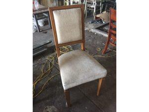 Thanh lý ghế gỗ cũ bọc vải nhung hàng cao cấp