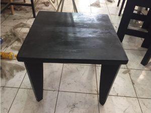 Thanh lý bàn gỗ cafe giá rẻ 01