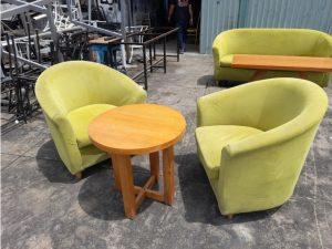 Thanh lý sofa đơn cafe cũ M5 giá rẻ