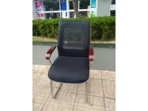 Thanh lý ghế chân quỳ cũ chân inox M04
