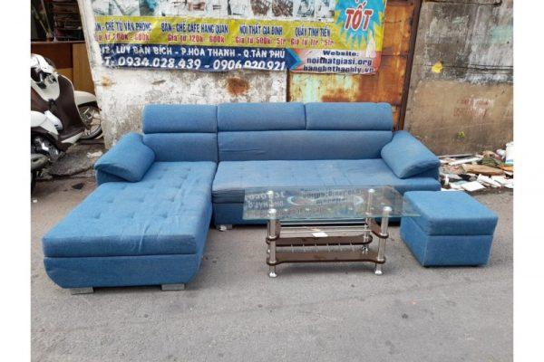 Thanh lý sofa tiếp khách cũ M12